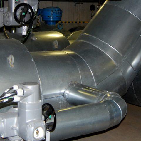 System sterowania komór ciepłowniczych