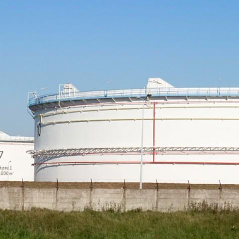 System SAMER®TAS na Terminalu Naftowym PERN