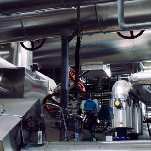 System automatyki mazutowni w Elektrowni Połaniec