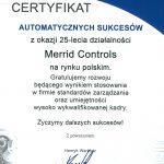 25-lecie Merrid Controls