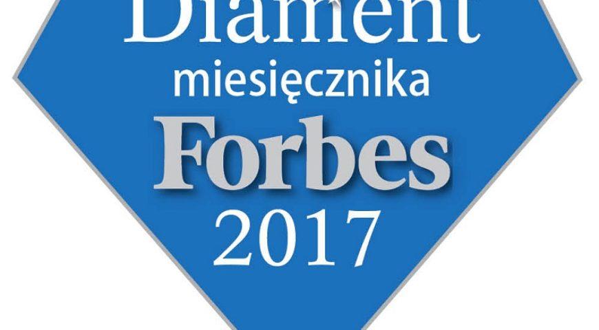 Diamenty Miesięcznika Forbes 2017