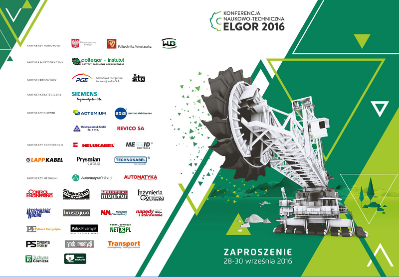 Conference ELGOR 2016