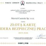 Forum Liderów Bezpiecznej Pracy 2018
